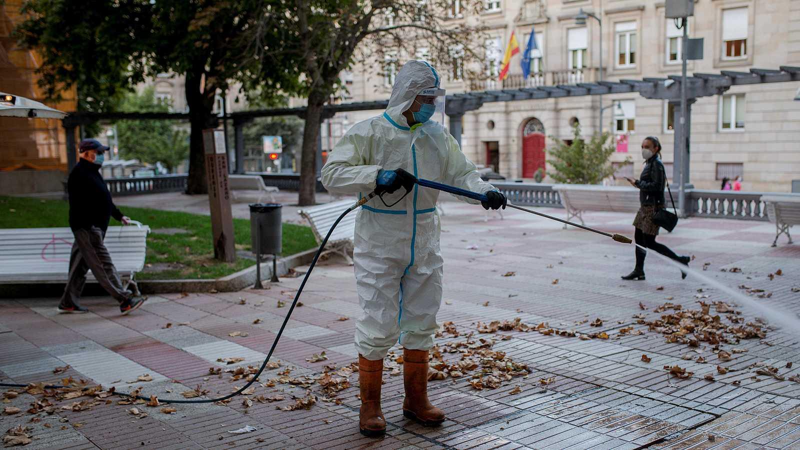 Coronavirus: España es el primer país de Europa con un millón de contagiados; Italia estudia aplicar toque de queda