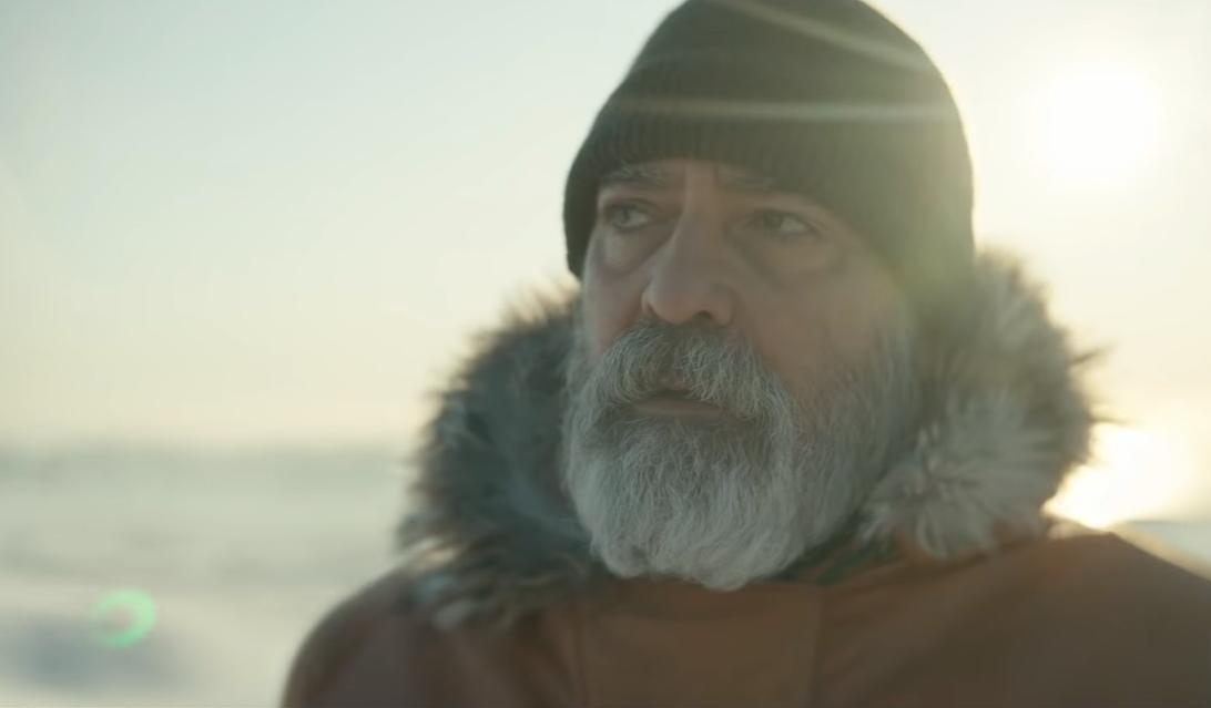 """""""The Midnight Sky"""": George Clooney tendrá que salvar el futuro en la nueva épica sci-fi de Netflix"""