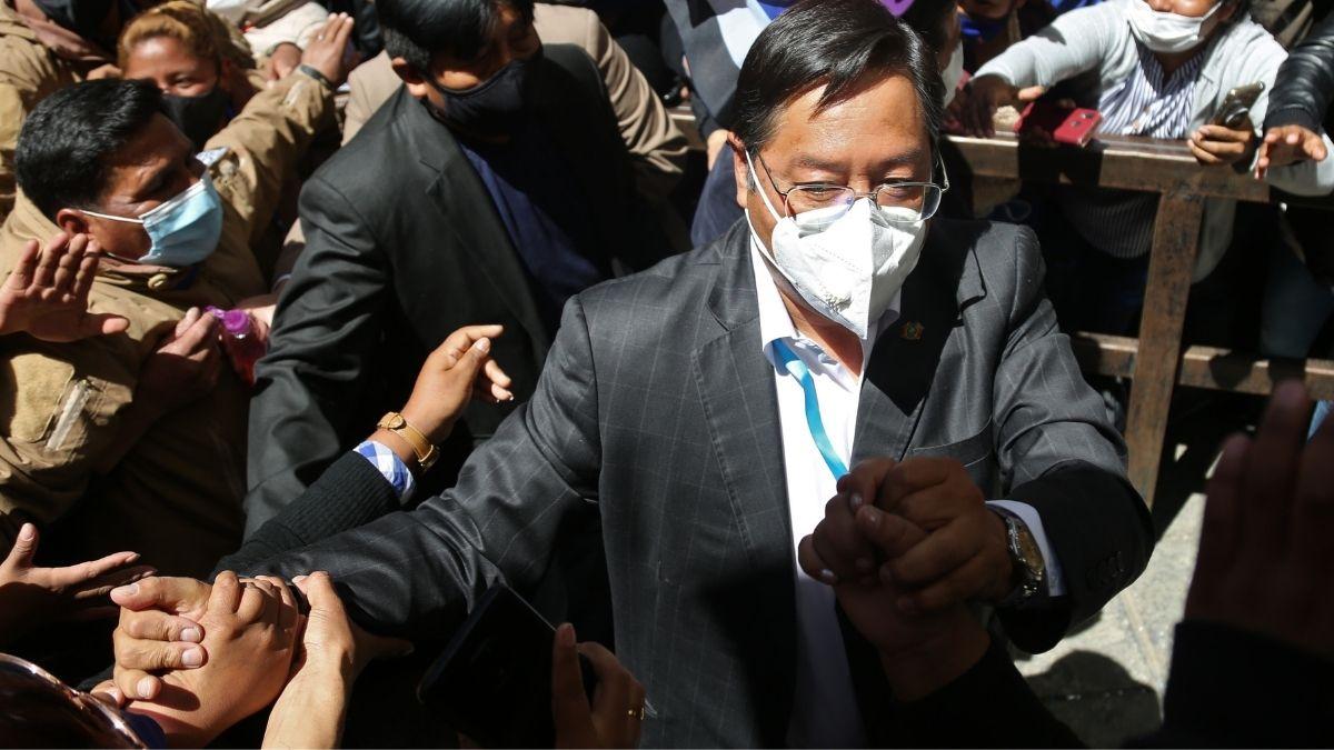 Bolivia: Denuncian atentado contra el presidente electo Luis Arce, a días de su juramentación