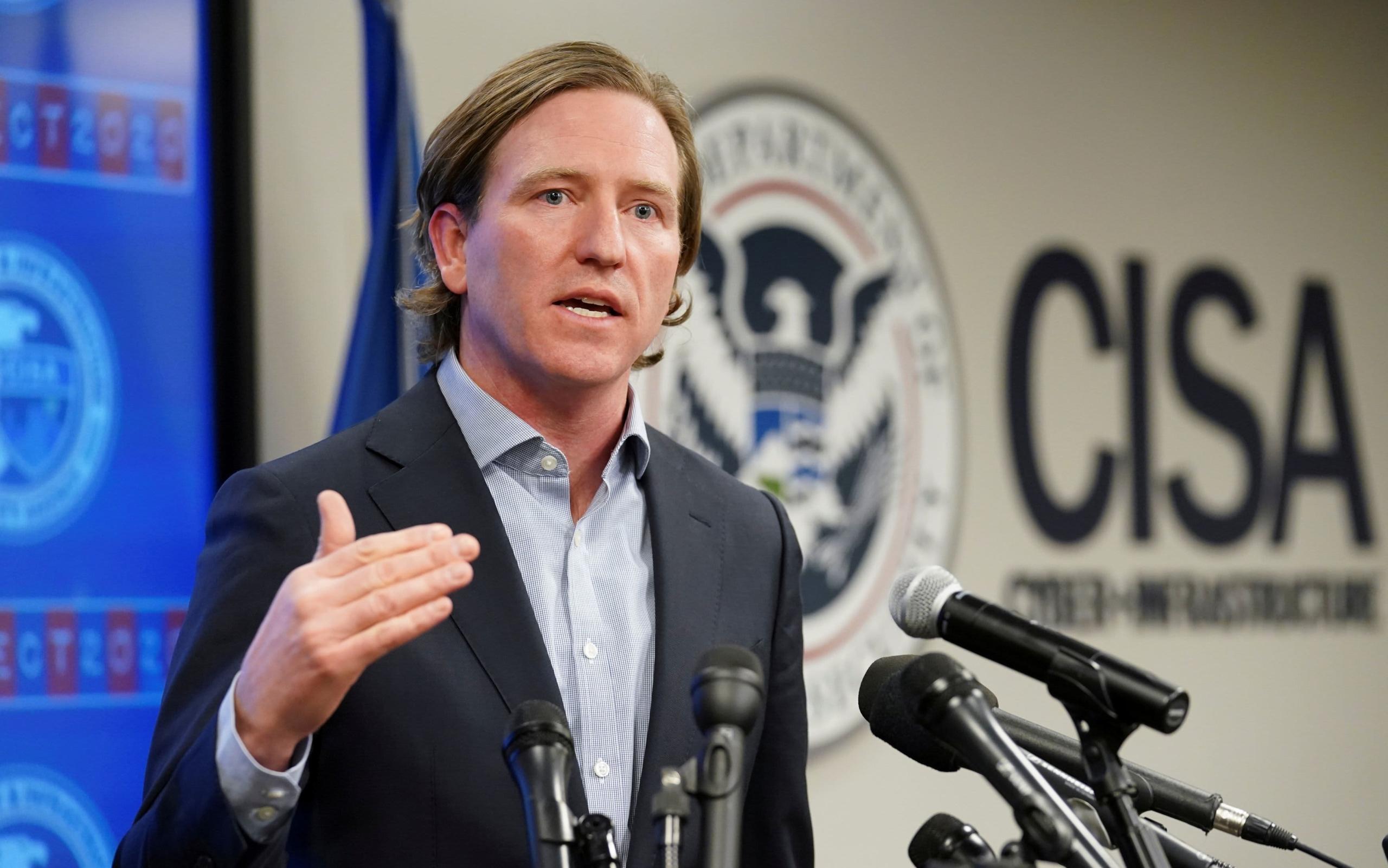 EE.UU.: Director de ciberseguridad fue despedido por Trump luego de que desmintiera acusaciones de fraude