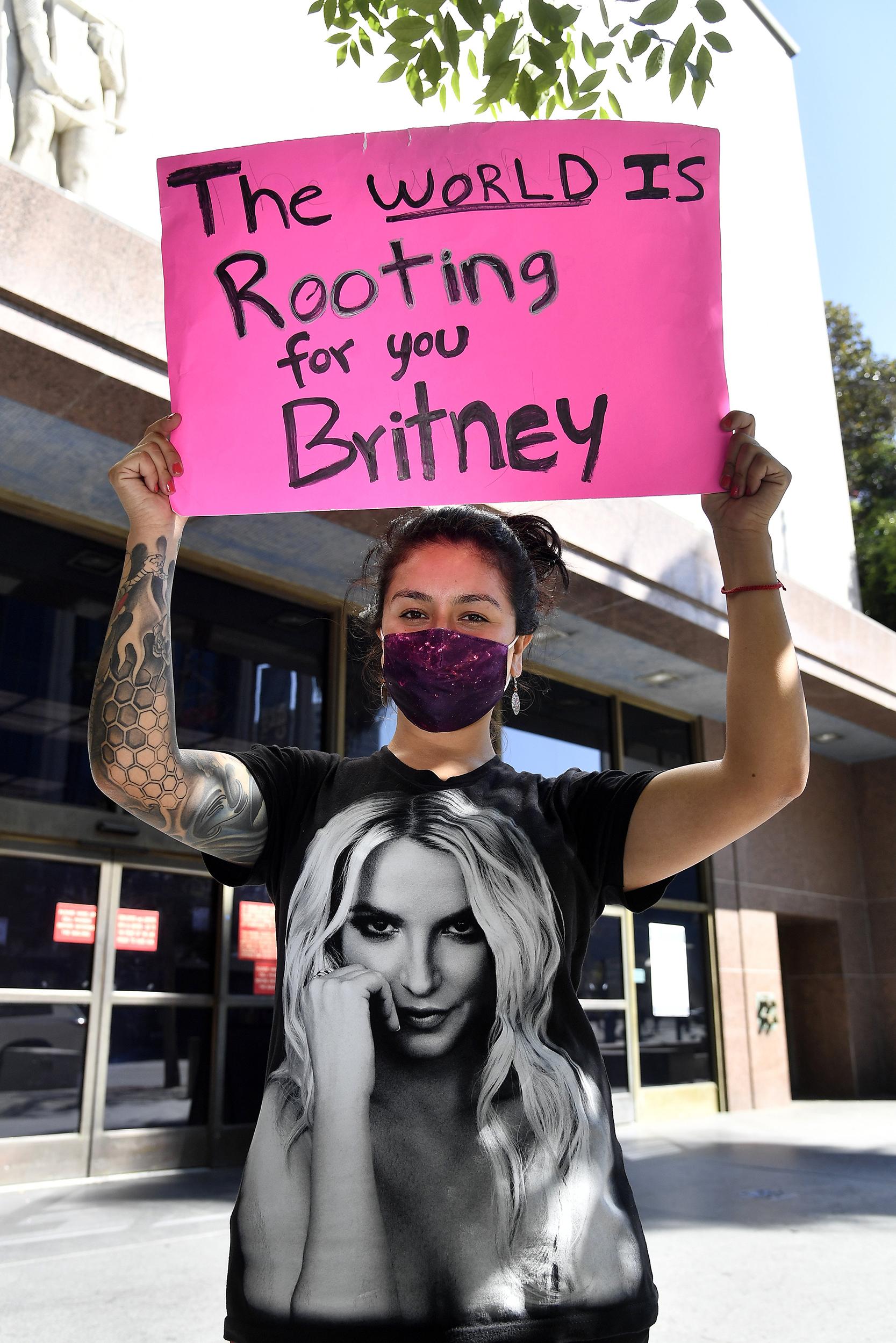 La batalla legal continúa: Britney Spears vuelve a solicitar que su padre sea removido como su tutor legal