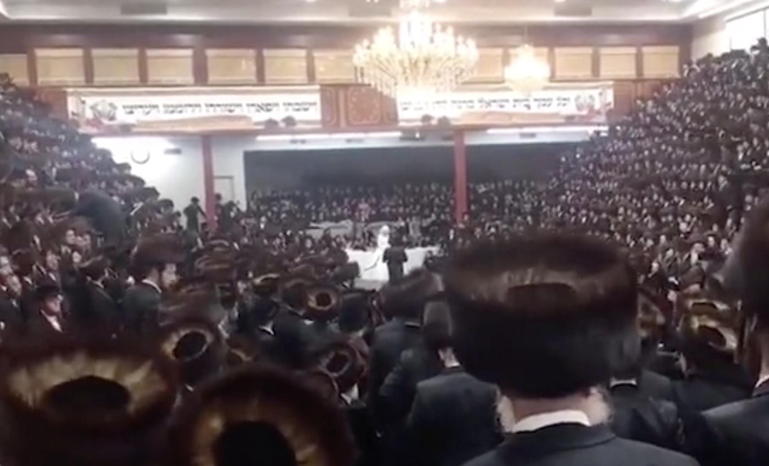 Coronavirus: Nueva York en shock tras boda judía ortodoxa con 7.000 asistentes; Perú vacunará a 24 millones de personas en 2021