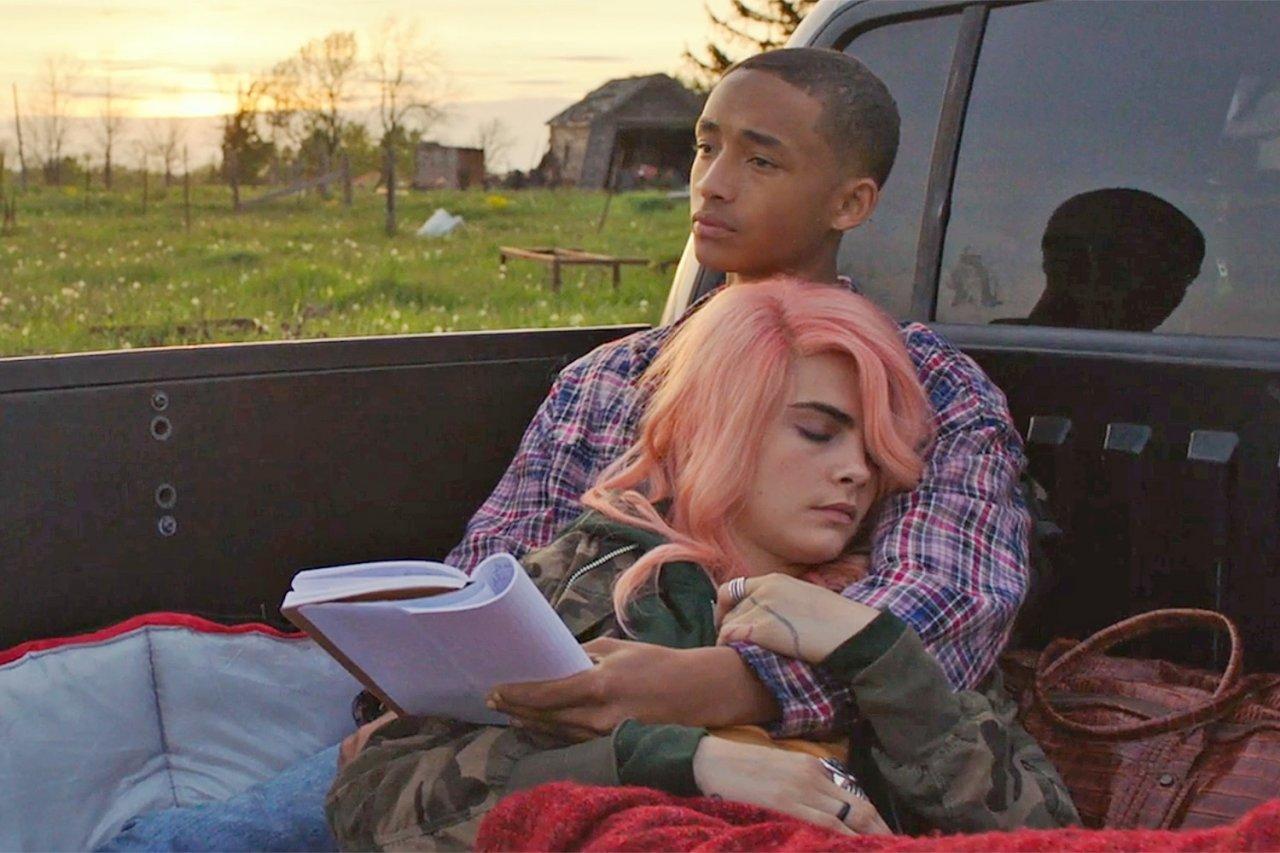 """""""Life In A Year"""": Cara Delevingne y Jaden Smith tienen un trágico romance en este drama"""
