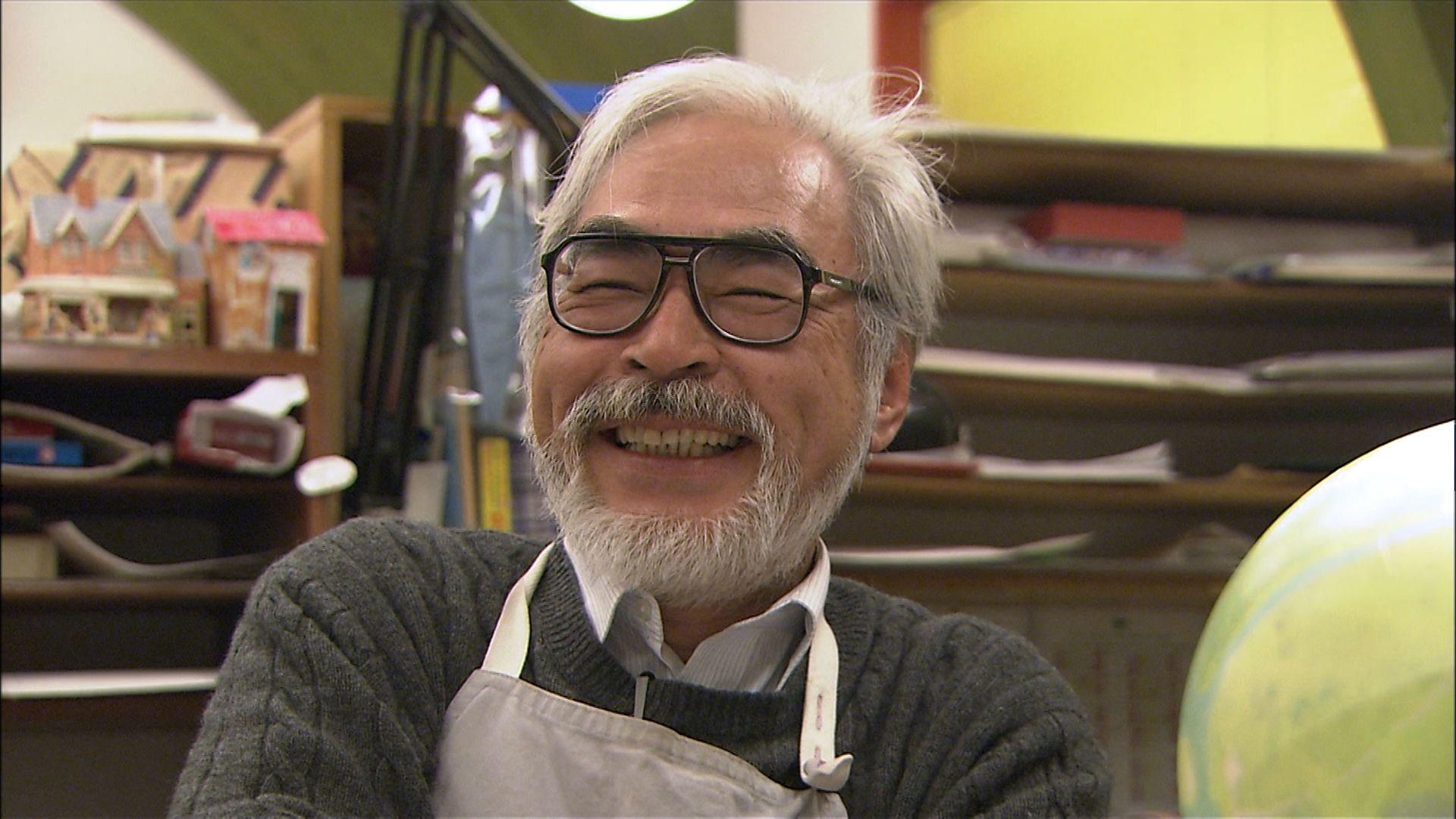 Hayao Miyazaki tiene un consejo para aquellos que se preocupan por un récord de taquilla
