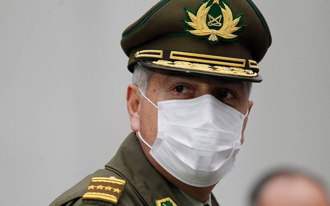 Chile: Mario Rozas presentó su renuncia como director general de Carabineros luego de polémico operativo en Talcahuano