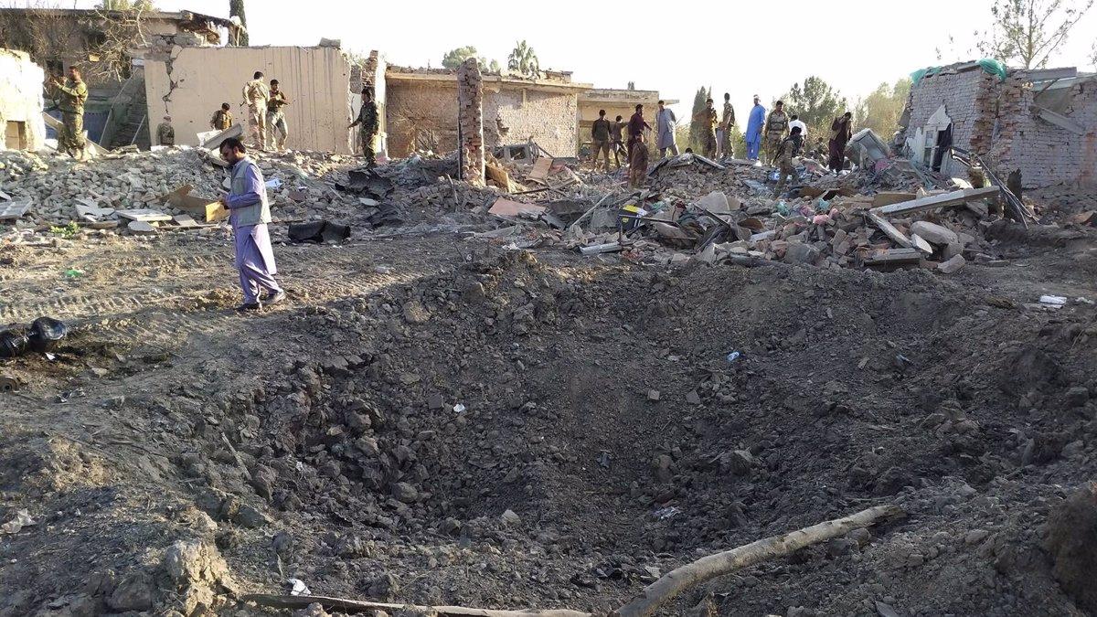 Afganistán: 15 personas, niños en su mayoría, mueren en una explosión en medio de recitación del Corán