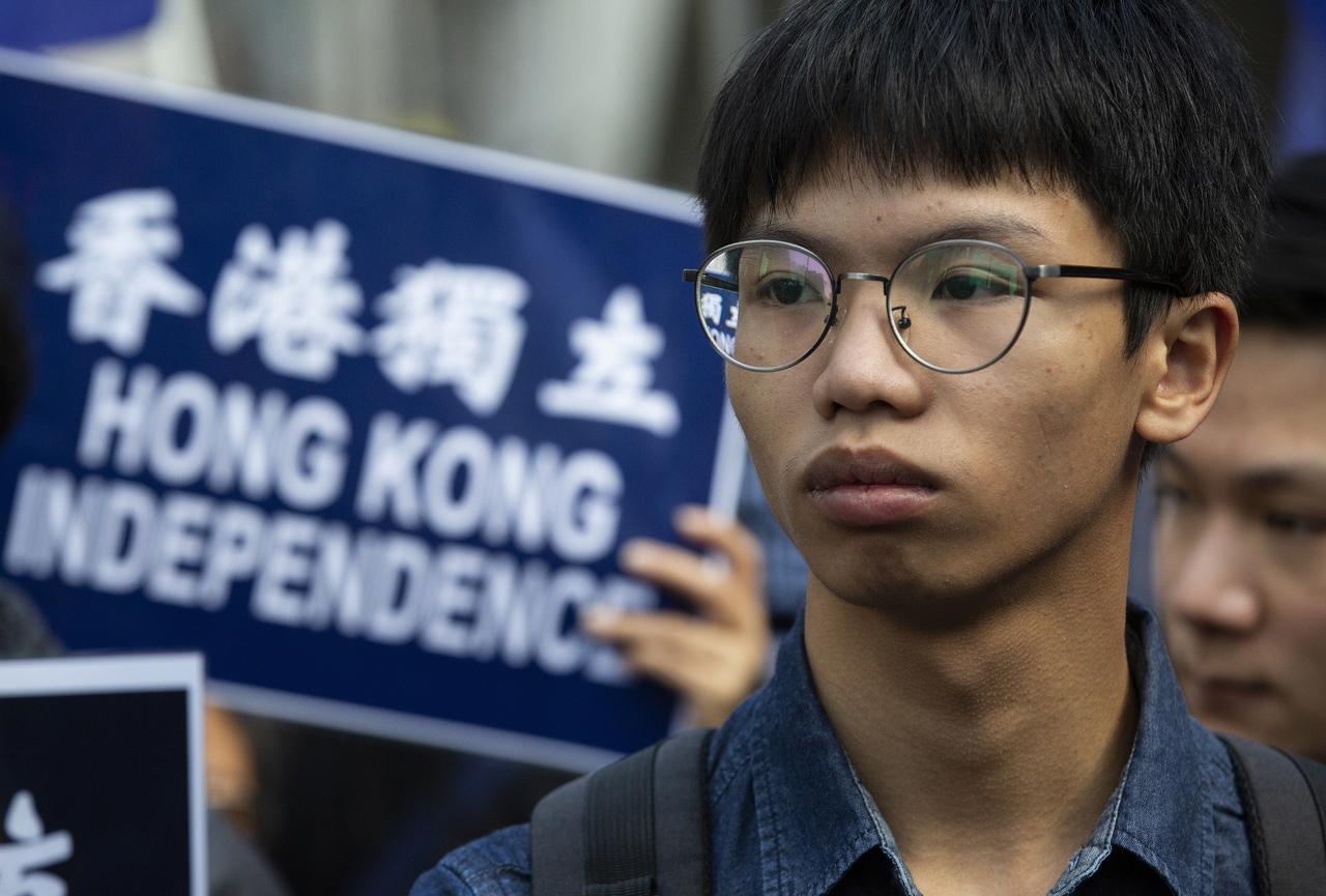 "Hong Kong: Activista pro-democracia Tony Chung sentenciado a prisión por ""insultar la bandera China"""