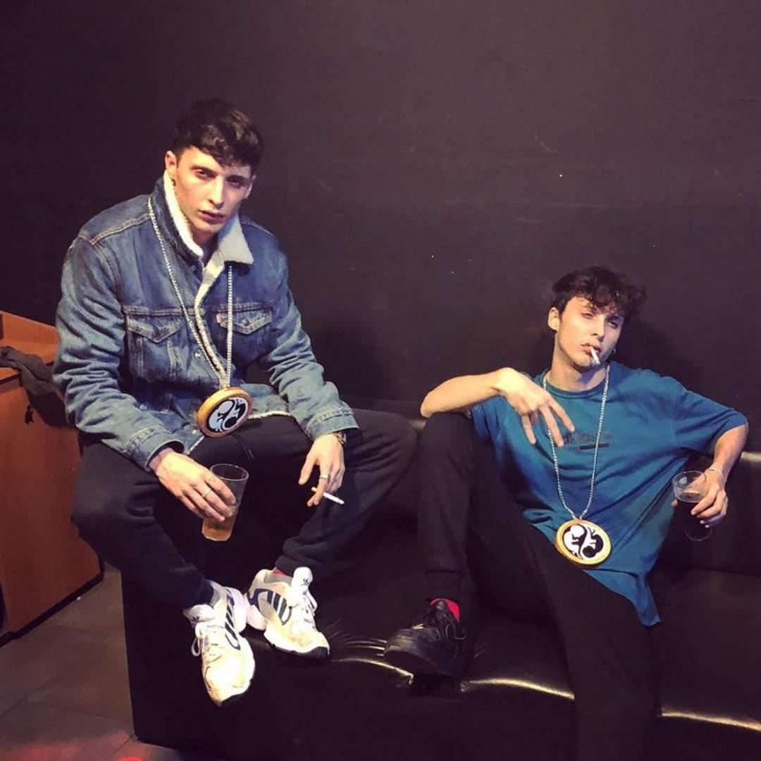 MOR.BO RIOT: Ayax y Prok, el dúo de hermanos españoles que hacen del rap una reflexión de vida