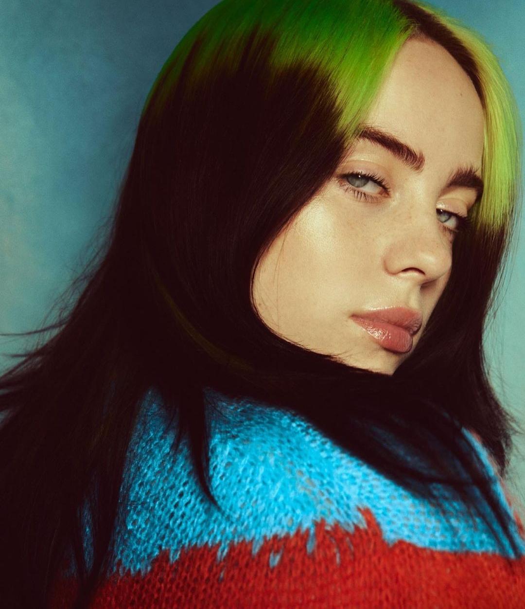 """Billie Elilish anuncia que ya prepara su nuevo álbum y una """"nueva era"""""""