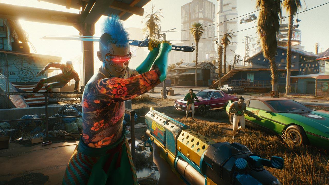 """Sony saca de la tienda en línea el juego """"Cyberpunk 2077"""" y ofrece reembolsos completos a los jugadores"""