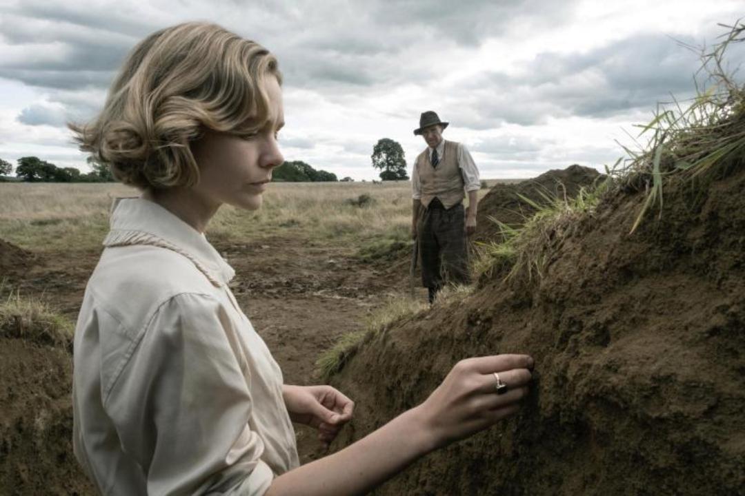 """""""The Dig"""": Carey Mulligan y Ralph Fiennes emprenderán una búsqueda arqueológica en esta cinta de Netflix"""