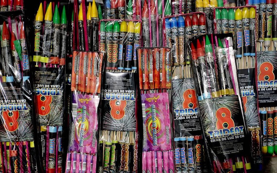 Congreso de Chile aprueba ley que endurece las penas por la venta y uso de fuegos artificiales