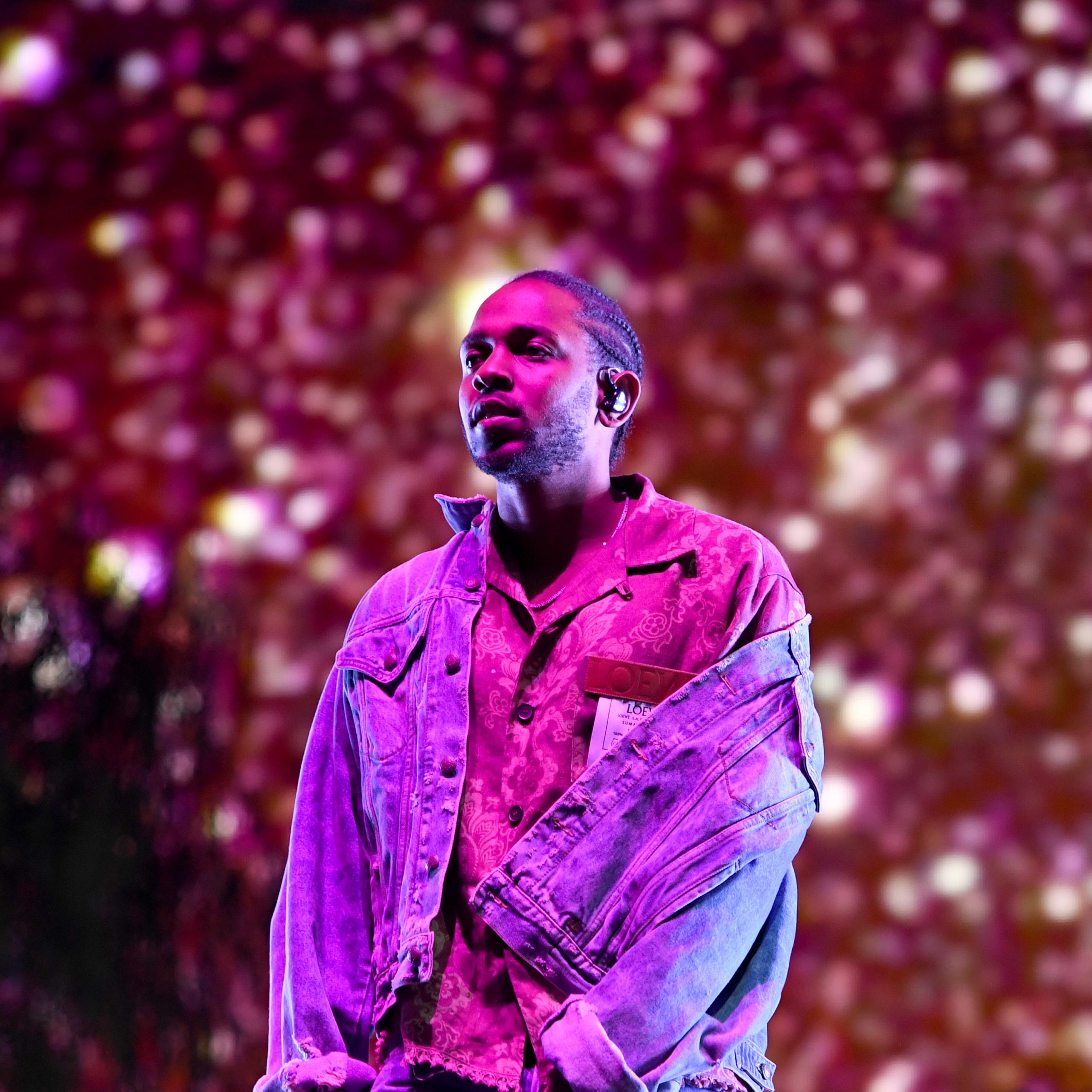 """Kendrick Lamar estaría lanzando """"nuevo material"""" en los próximos meses"""
