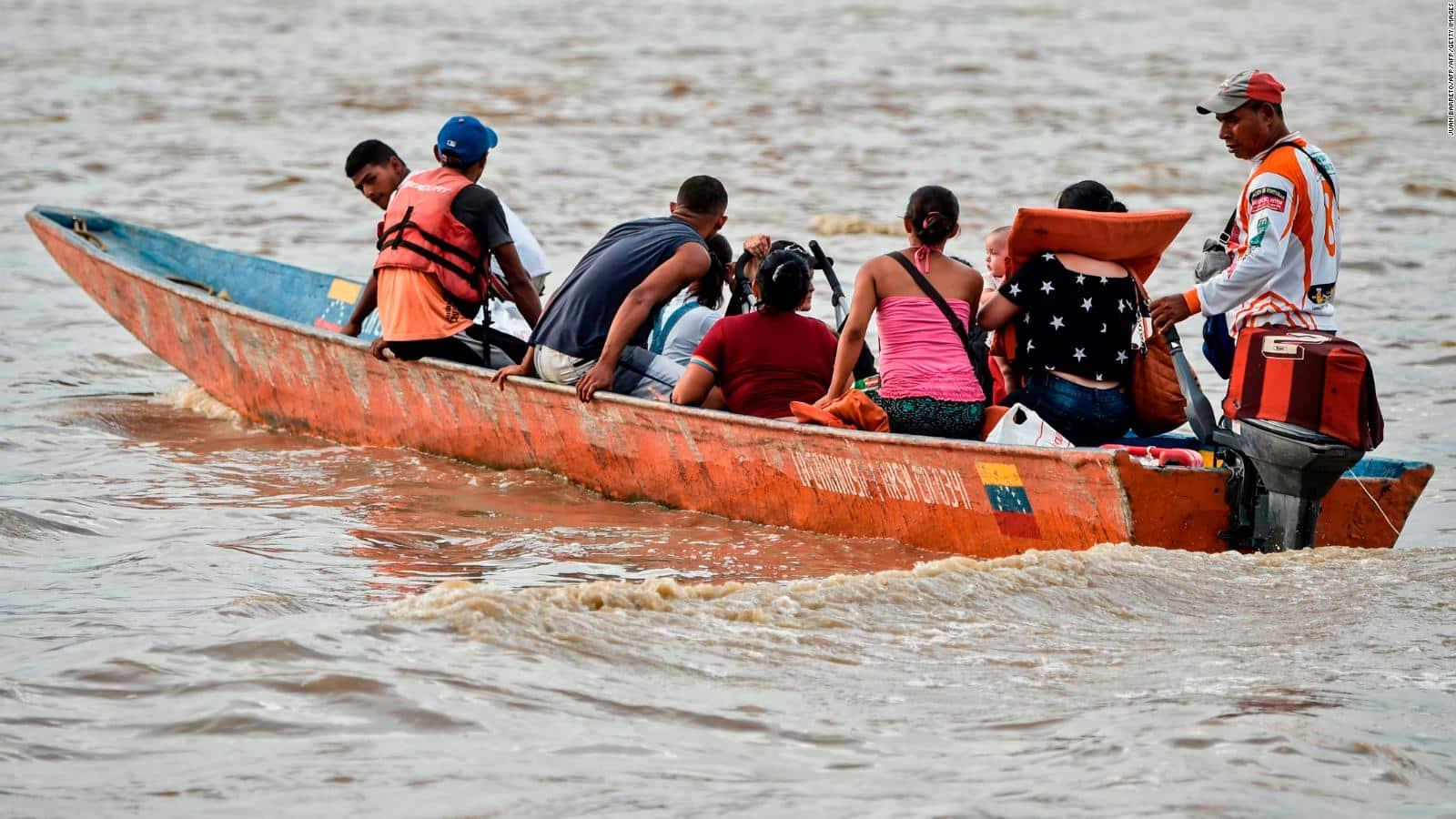 19 migrantes venezolanos mueren en un naufragio tras ser deportados de Trinidad y Tobago