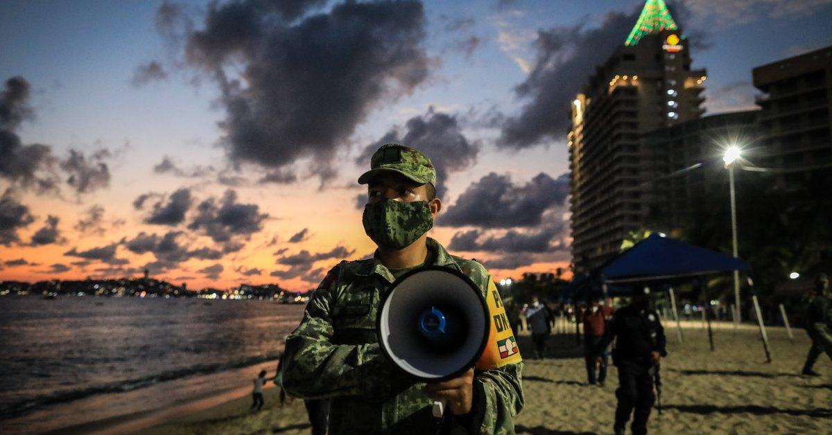 Coronavirus: México cierra playas de Acapulco para prevenir contagios; Argentina aprueba vacuna de Oxford/AstraZeneca