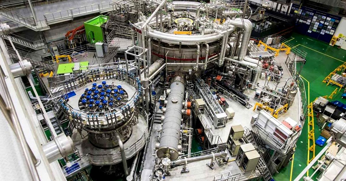 """Corea del Sur: El reactor """"sol artificial"""" rompe récords al lograr una temperatura superior a la superficie del Sol"""