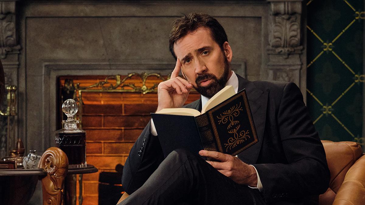 """""""History of Swear Words"""": Nicolas Cage explorará el origen de las groserías en esta serie de comedia de Netflix"""