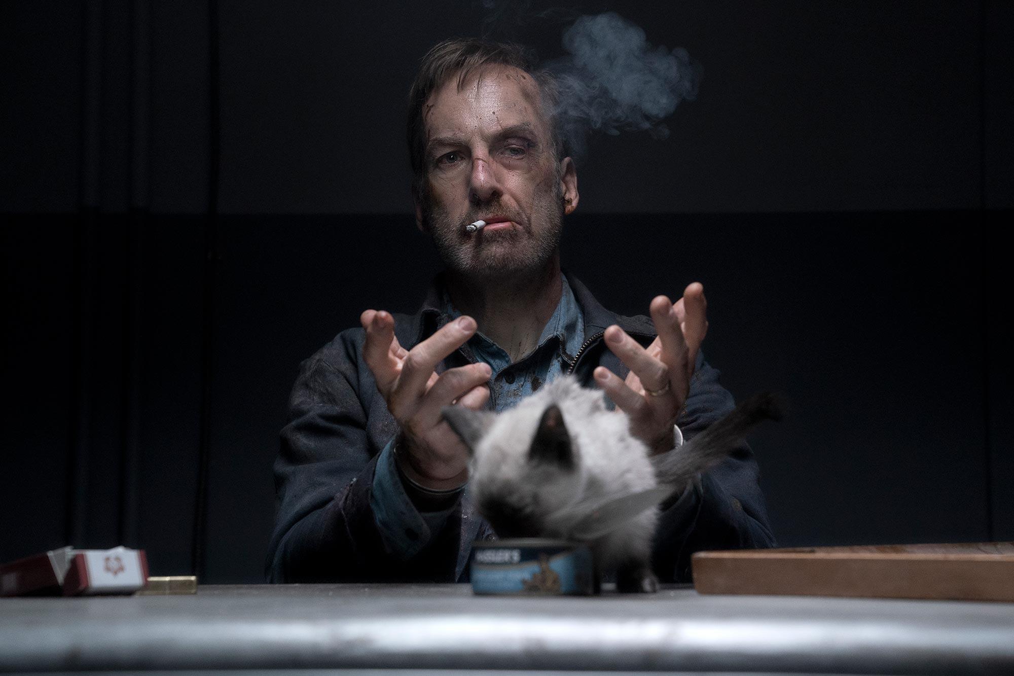 """""""Nobody"""": Bon Odenkirk será un don nadie transformado en John Wick en este salvaje trailer"""