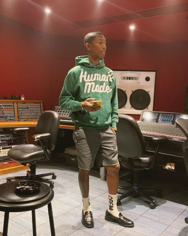 Las 7 mejores canciones producidas por Pharrell Williams