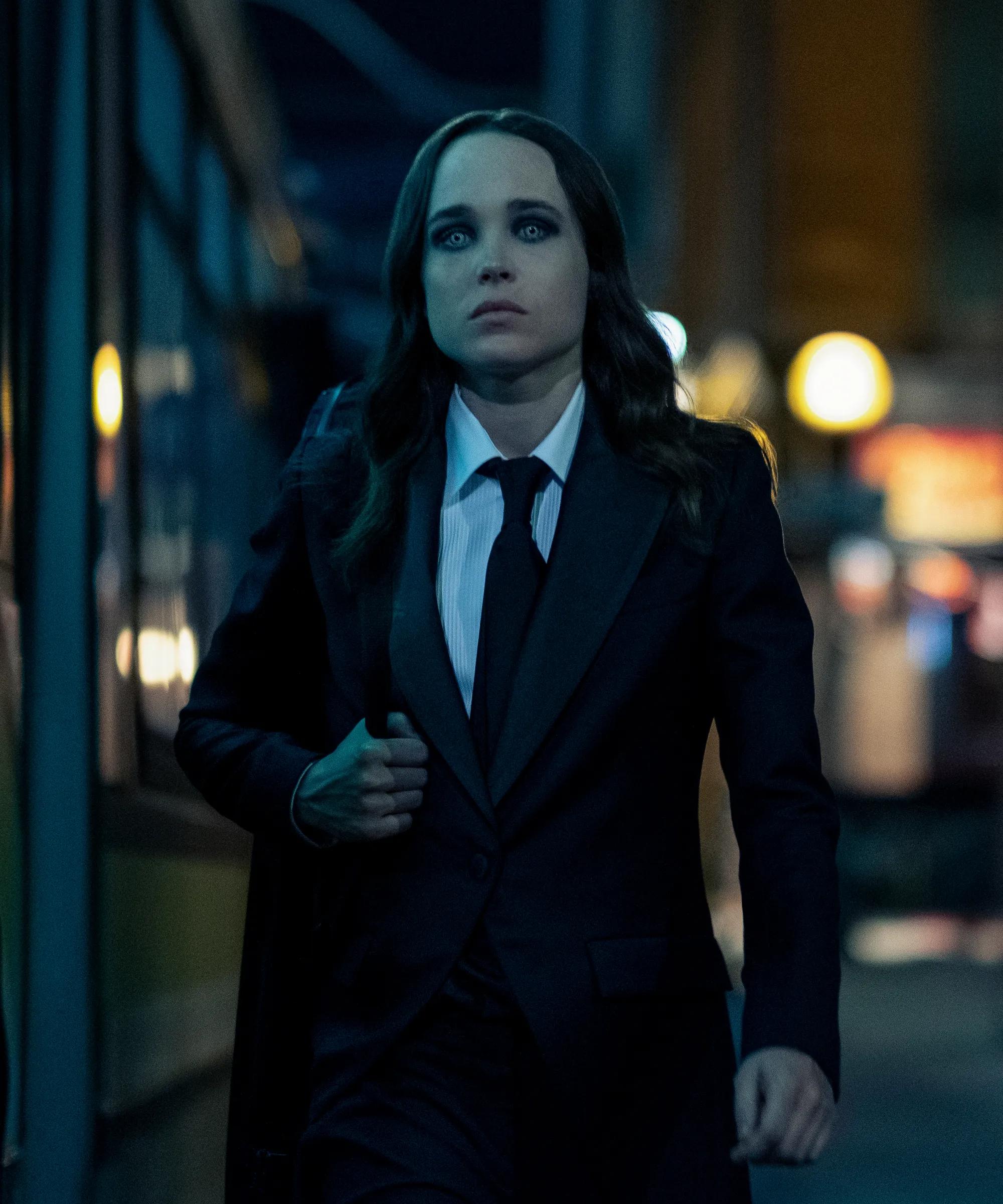 """""""The Umbrella Academy"""": No habrá cambios con el personaje de Elliot Page en la serie"""