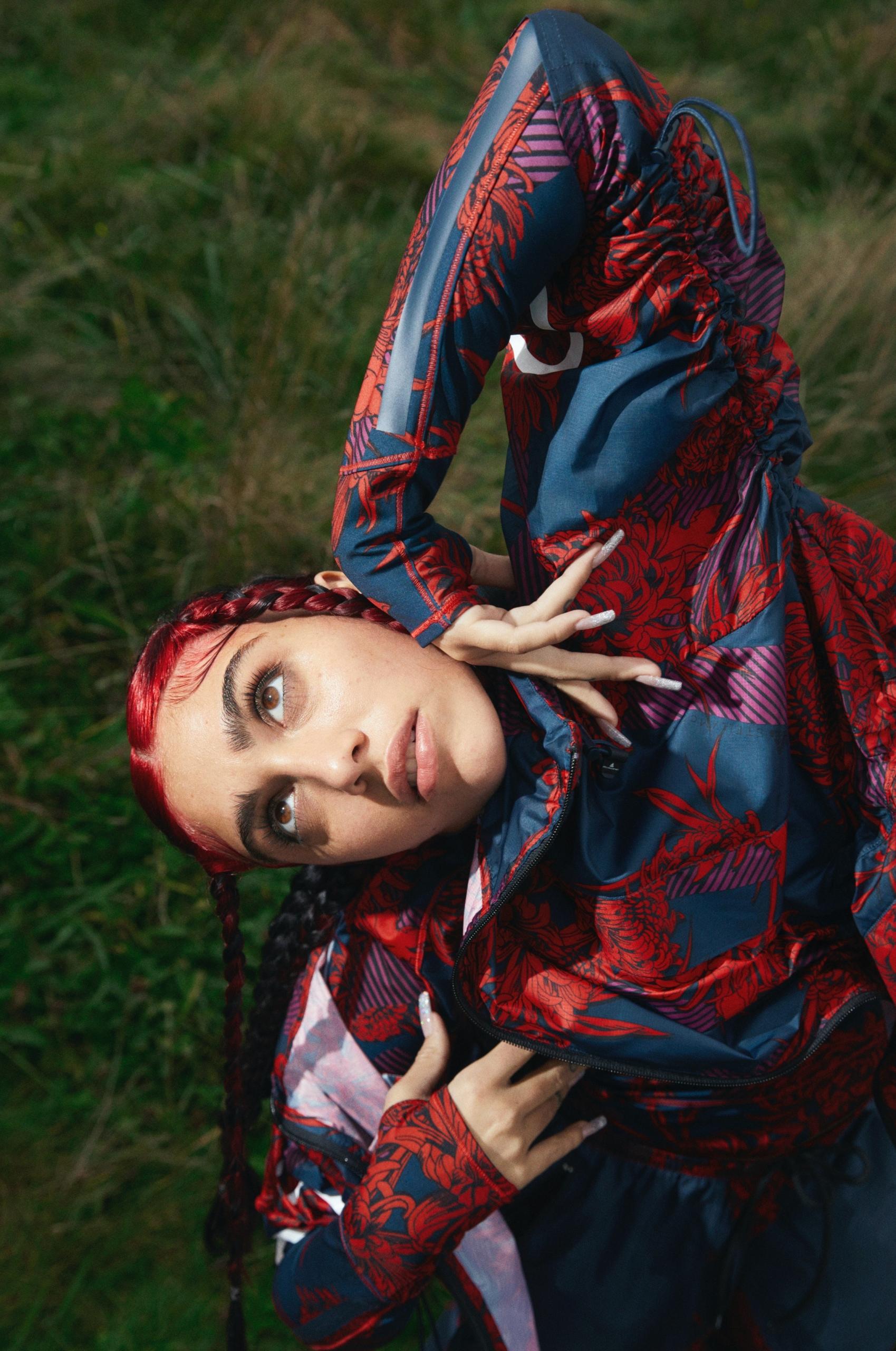 La nueva colección ecológica y vegana de Stella McCartney para Adidas está protagonizada por Lourdes león
