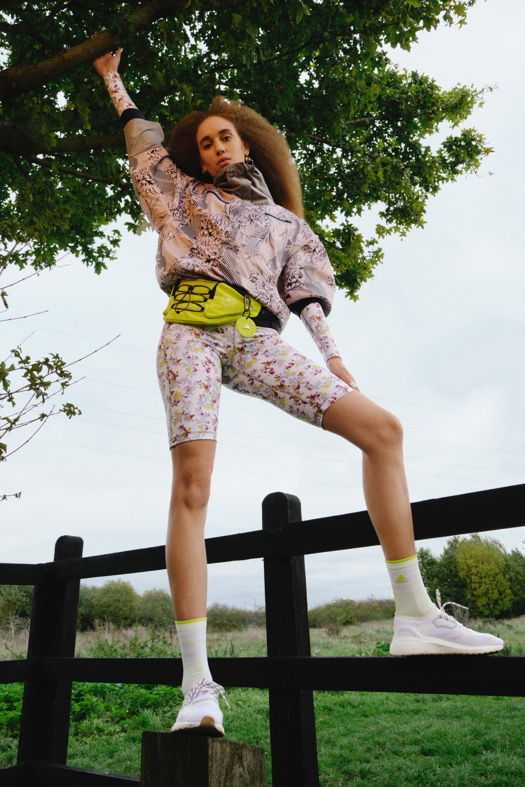 Stella McCartney x Adidas. Fotografía: Adidas