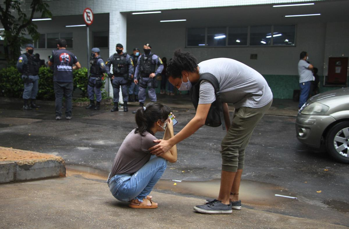 "Coronavirus: Brasil admite ""colapso sanitario"" en Manaos; Chile llega a su cifra más alta de contagios en 7 meses"