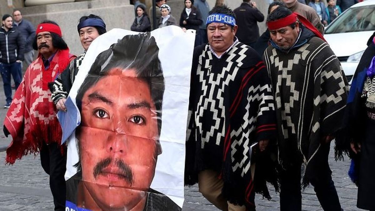 Chile: Carlos Alarcón es declarado culpable por la muerte de Camilo Catrillanca