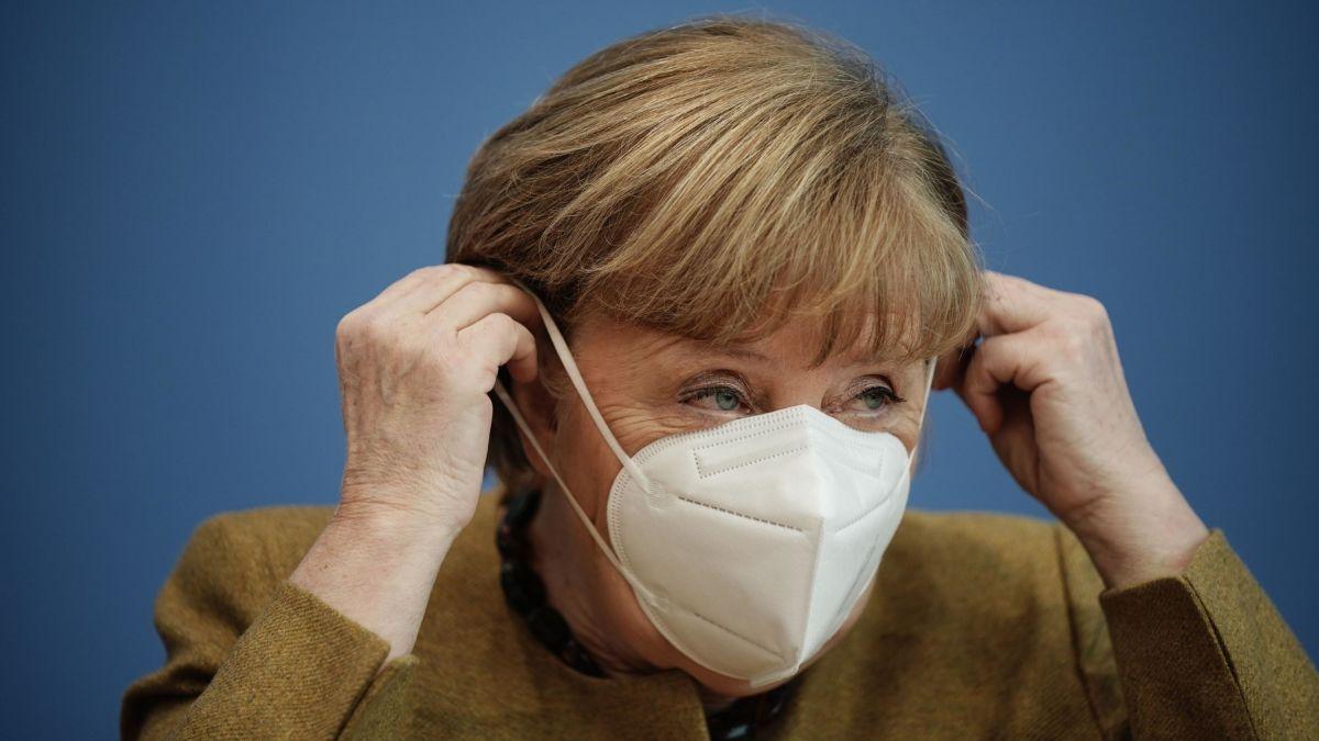 Coronavirus: Alemania prohíbe mascarillas de tela en espacios públicos; México supera récord de fallecidos