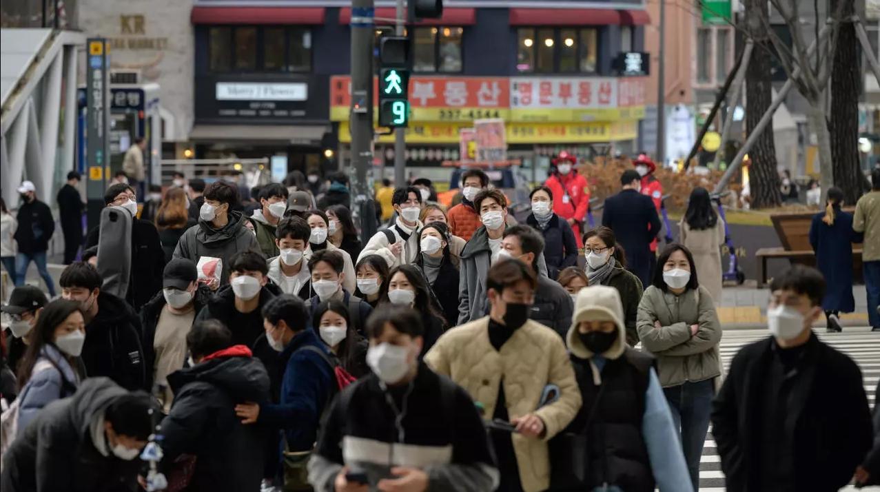 Corea del Sur registra por primera vez en su historia la tasa de natalidad más baja del mundo