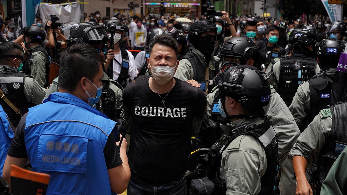 """HRW: China vive su período """"más oscuro"""" para los DD.HH. desde Tiananmen"""
