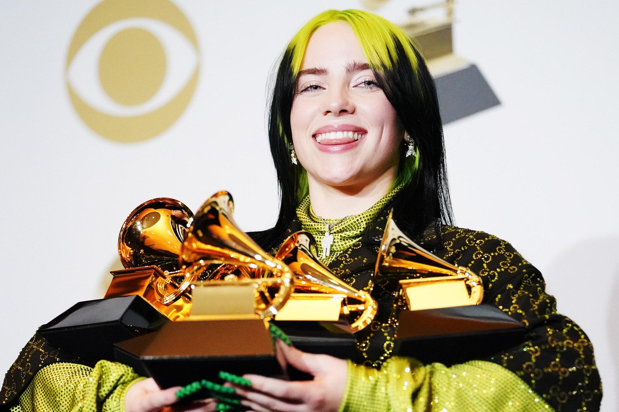 Los premios Grammy fueron suspendidos hasta nuevo aviso