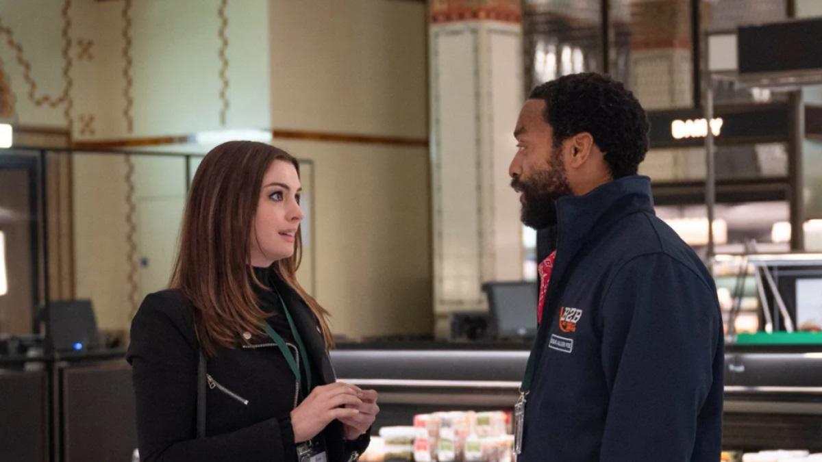 """""""Locked Down"""": Anne Hathaway y Chiwetel Ejiofor se convierten en ladrones de joyas durante la cuarentena"""