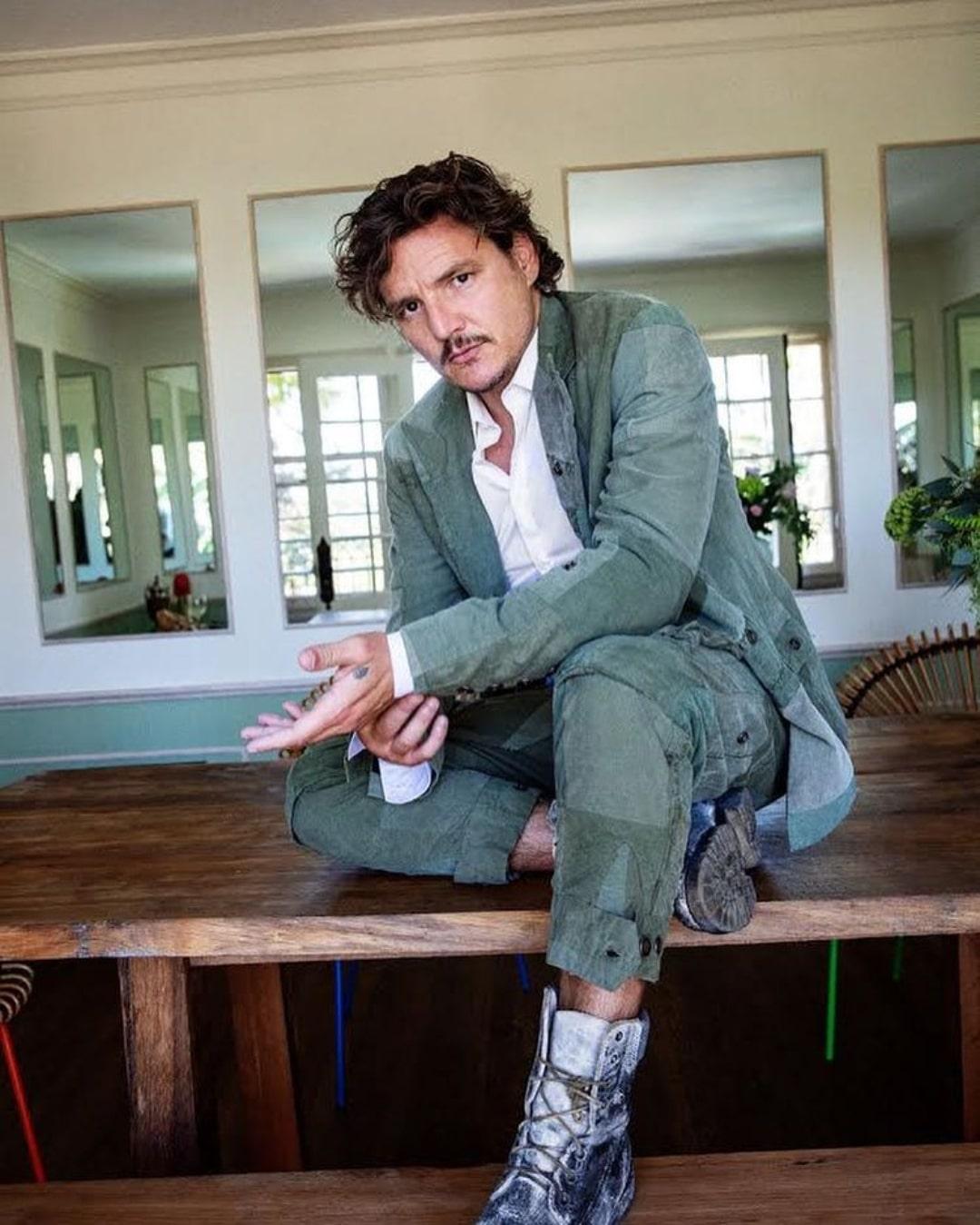 Conoce a Pedro Pascal, el actor chileno que es la nueva sensación en Hollywood