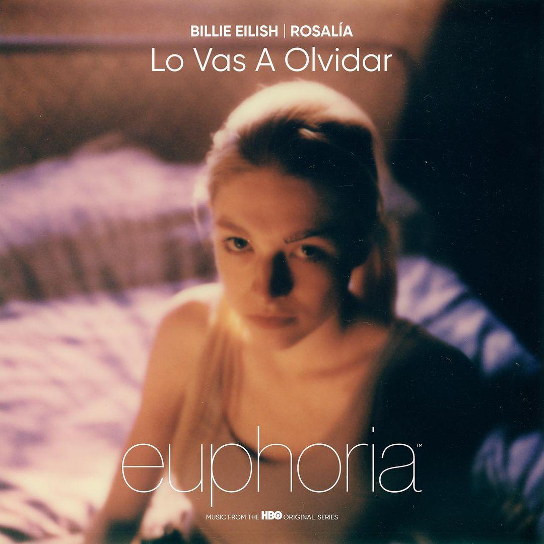 """Rosalía y Billie Eilish estrenarán su nuevo tema """"Lo Vas A Olvidar"""" esta semana y en """"Euphoria"""""""