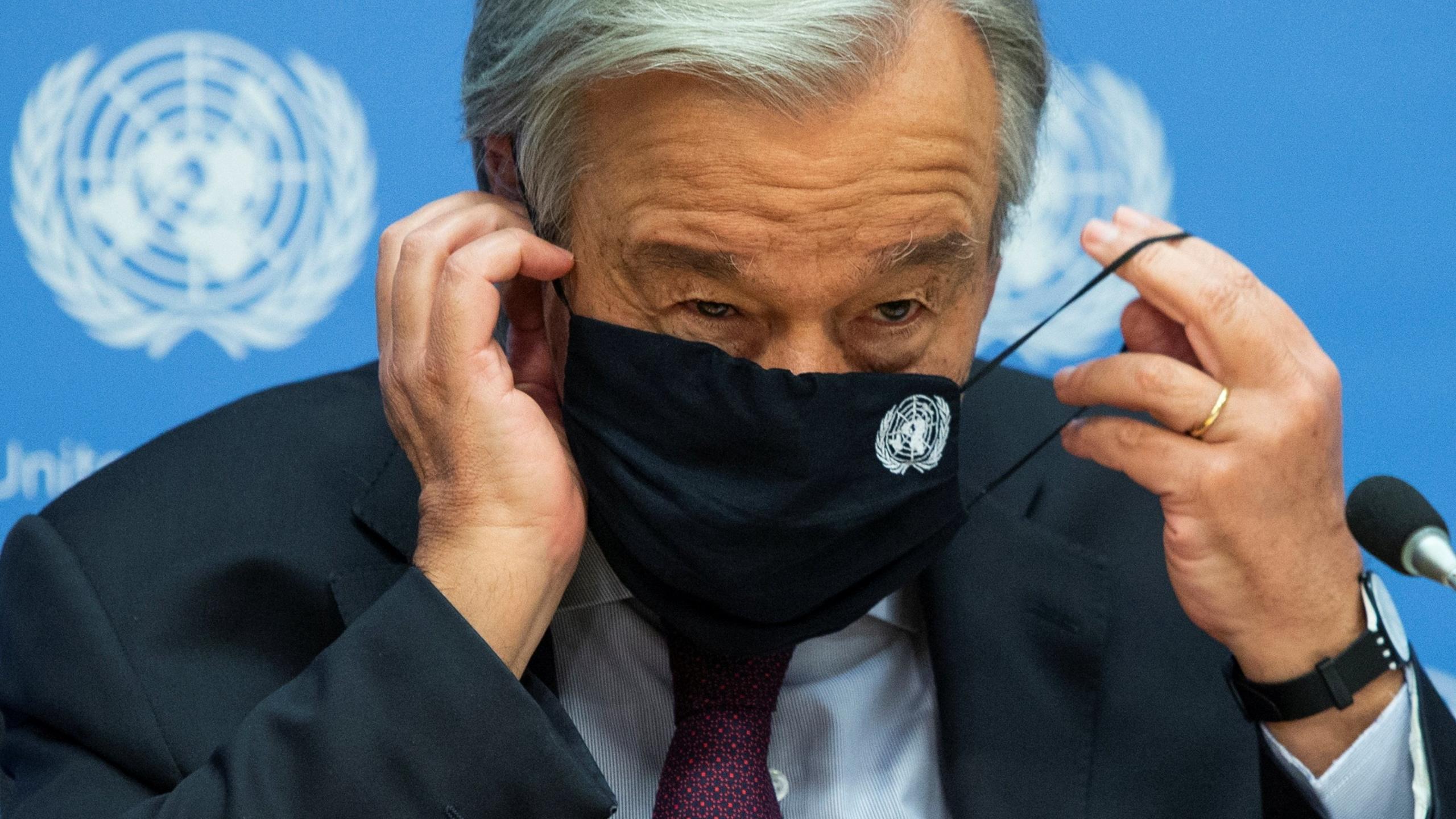 """Coronavirus: ONU denuncia """"falta de solidaridad"""" con las vacunas; Chile hará inmunización masiva"""