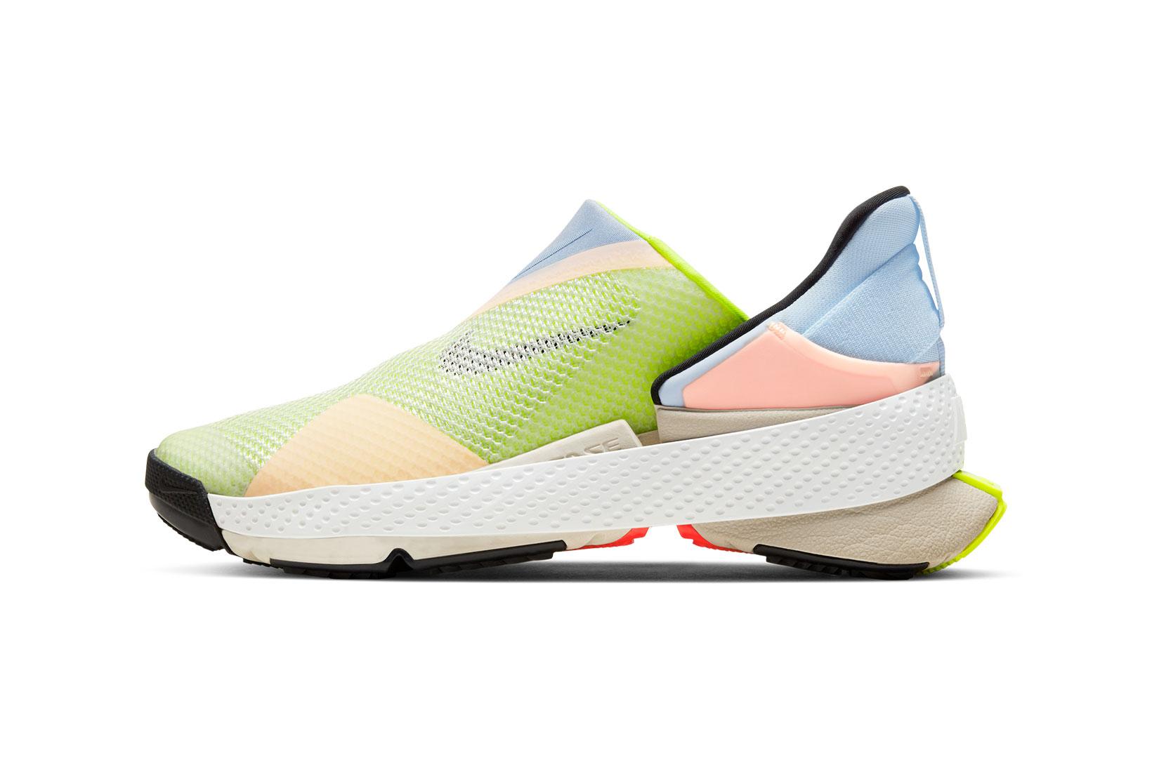 """Nike estrena una zapatilla """"manos libres"""" con el nuevo modelo Go FlyEase"""