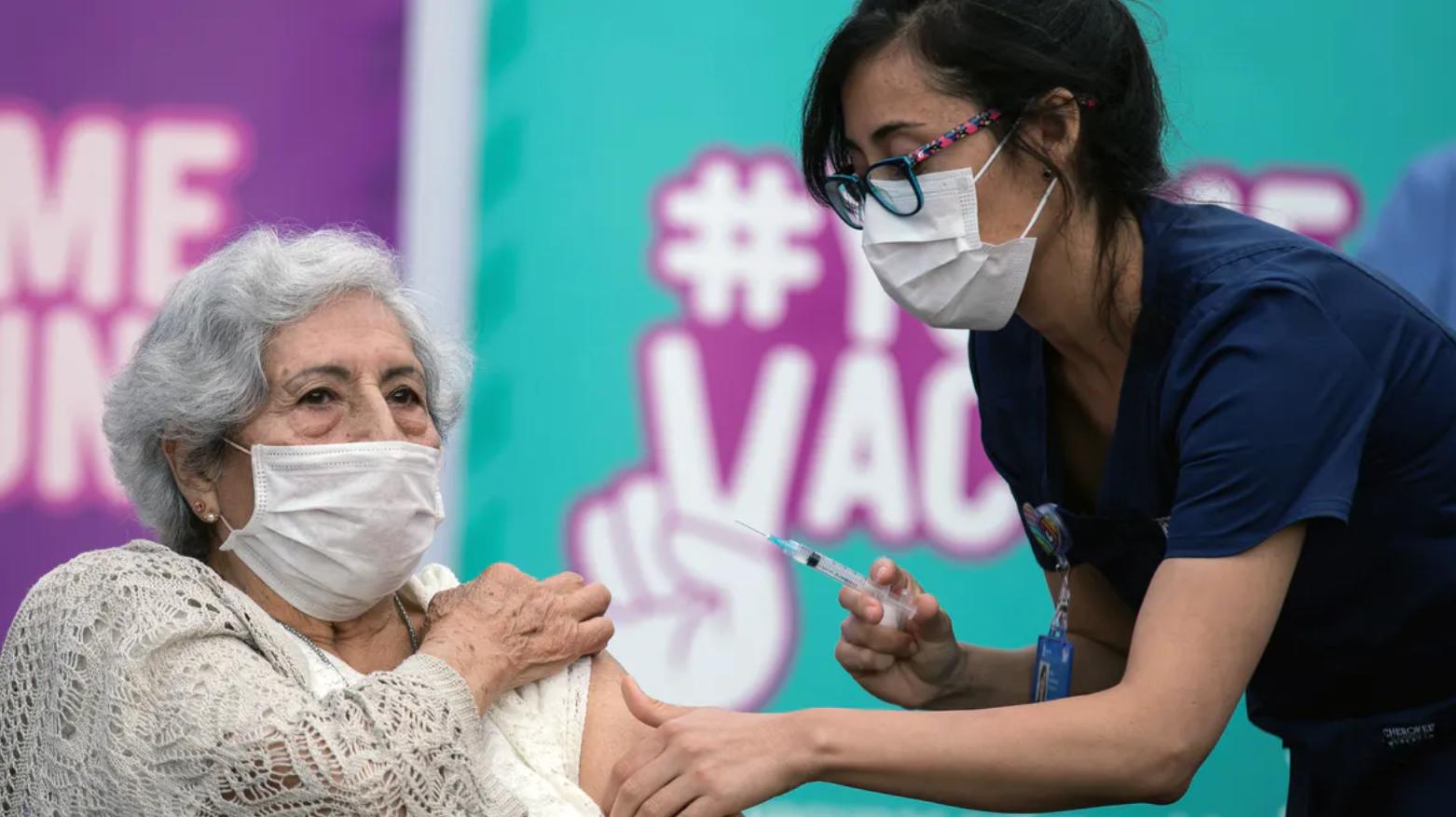 Coronavirus: Chile supera los dos millones de vacunados contra el COVID-19; Perú evalúa vender vacunas a través del sector privado