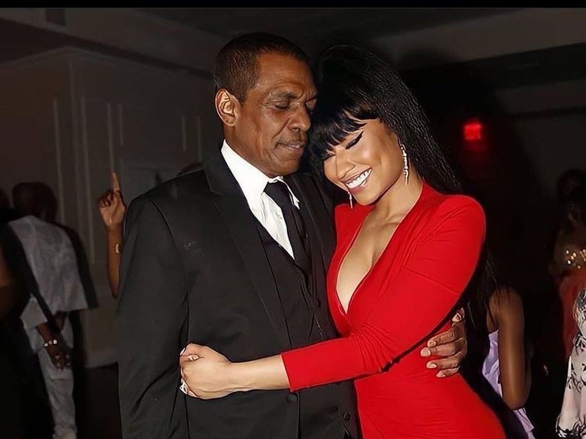El padre de Nicki Minaj, Robert Maraj, fallece tras ser atropellado