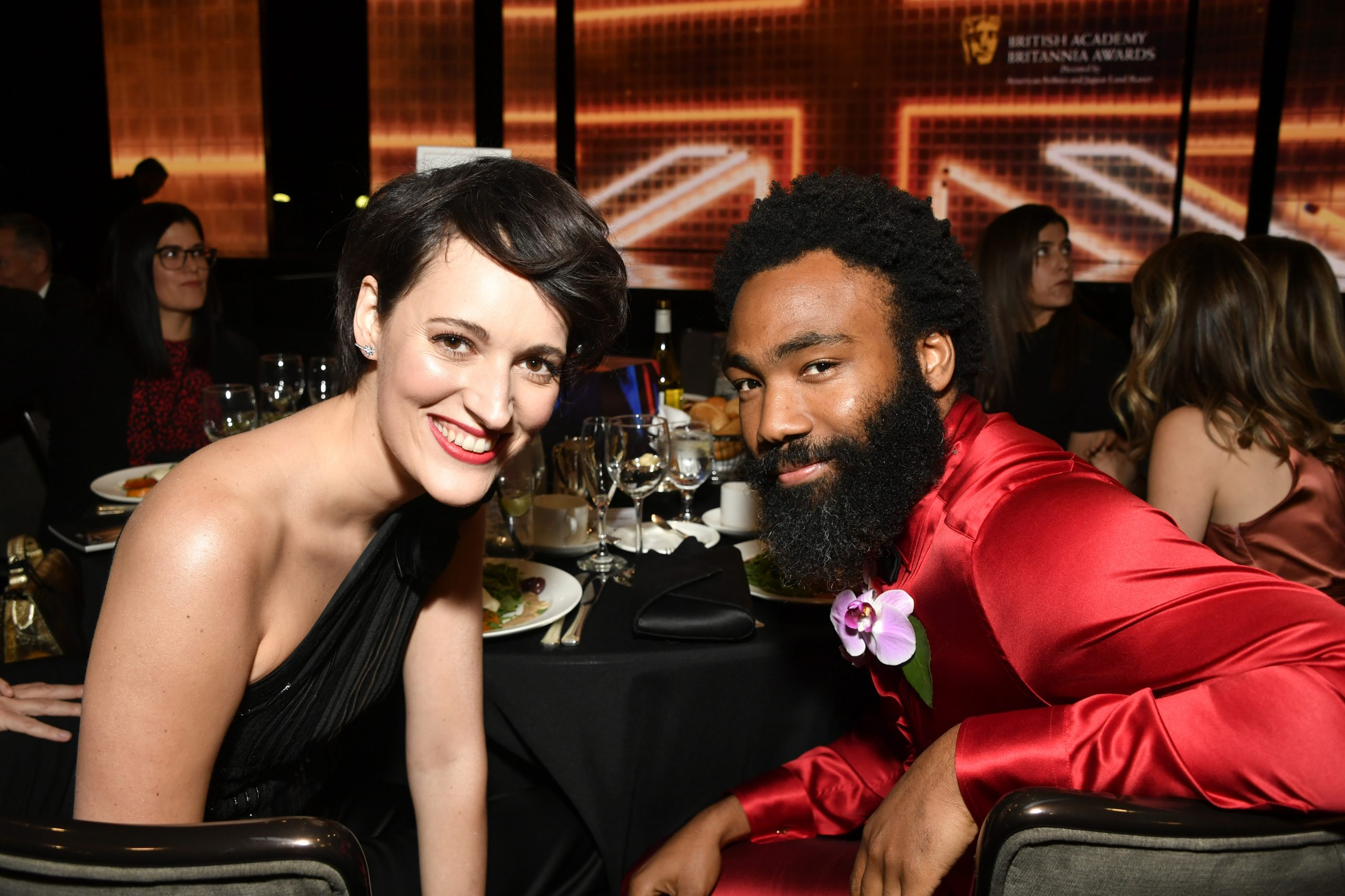 "Phoebe Waller-Bridge y Donald Glover se unirán para la serie ""Mr. & Mrs. Smith"""