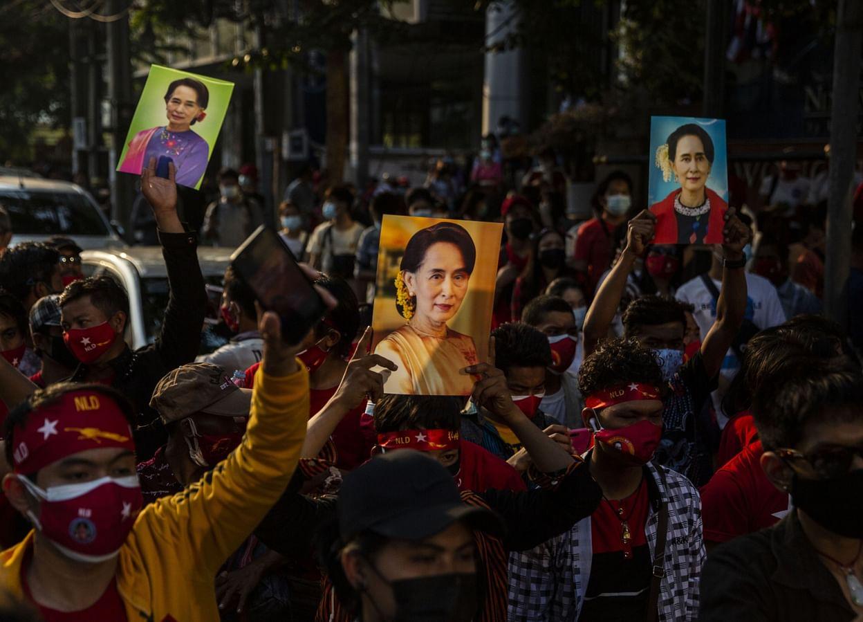Myanmar: Junta militar bloquea Facebook en el país frente a llamados a la desobediencia civil