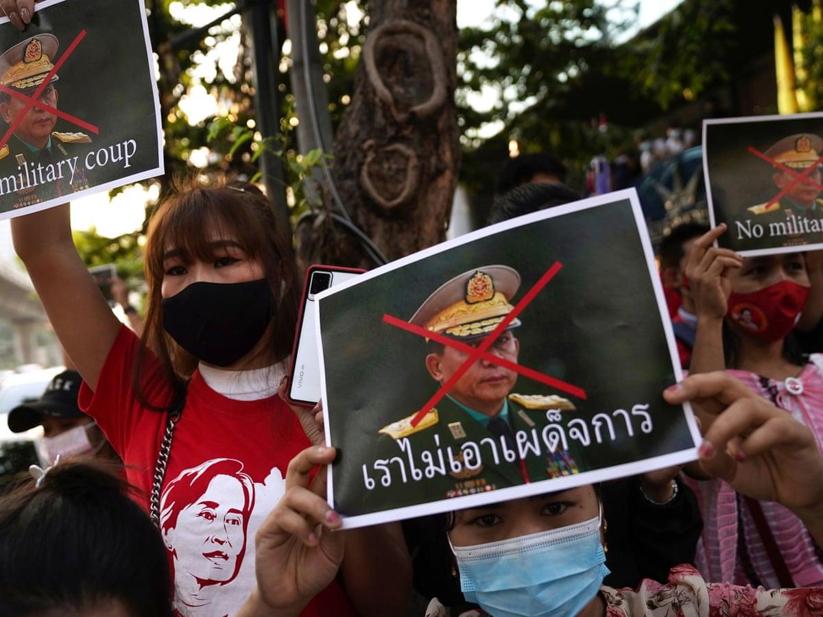 5 puntos claves que resumen la tensa crisis política que vive Myanmar con el golpe militar