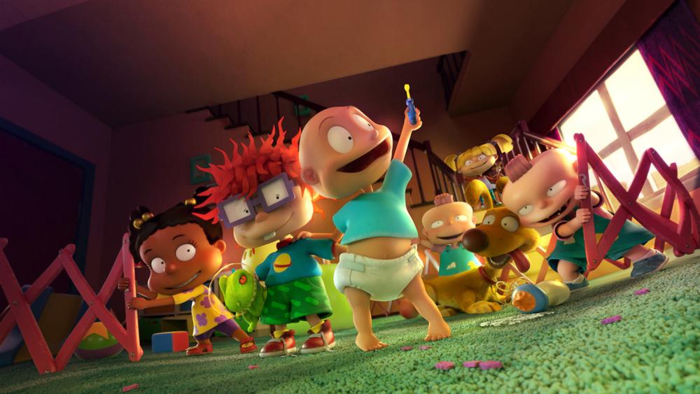 """""""Rugrats"""" volverá con nuevos episodios y nueva animación a través de Paramount+"""