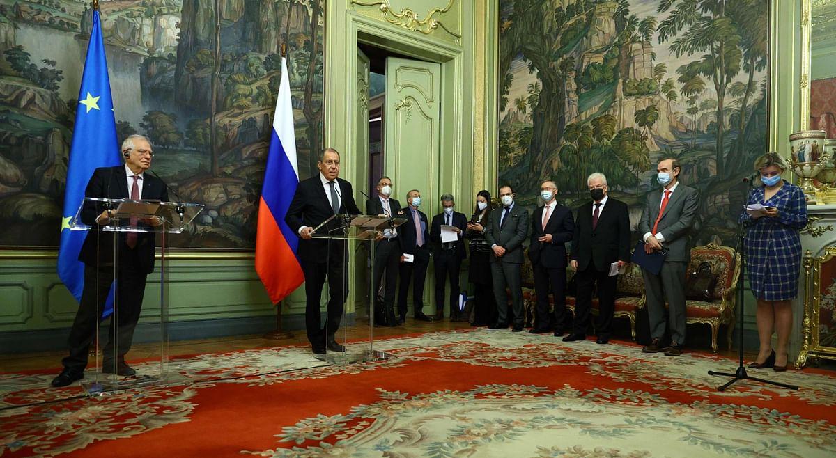 Rusia: Diplomáticos europeos son expulsados por presuntamente sumarse a las protestas en favor de Alexei Navalny