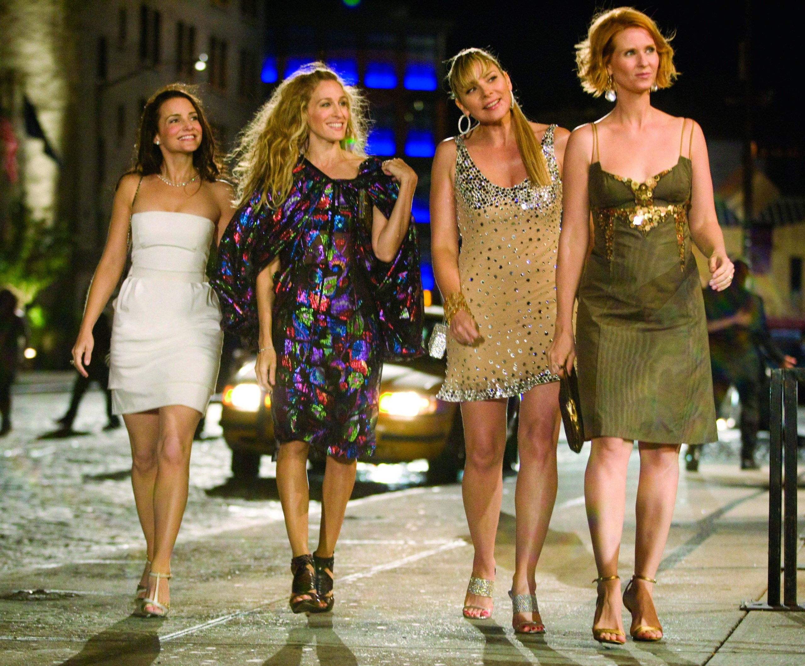 "10 looks de ""Sex and The City"" que la convierten en una serie legendaria para los fashionistas"