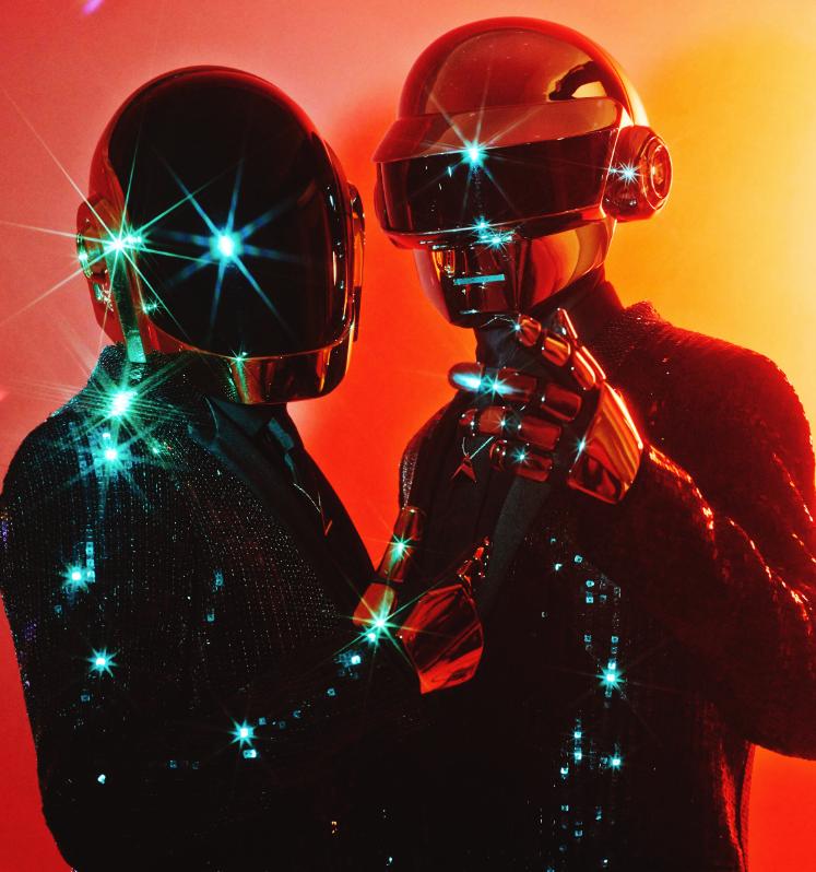 Las 8 mejores canciones de Daft Punk