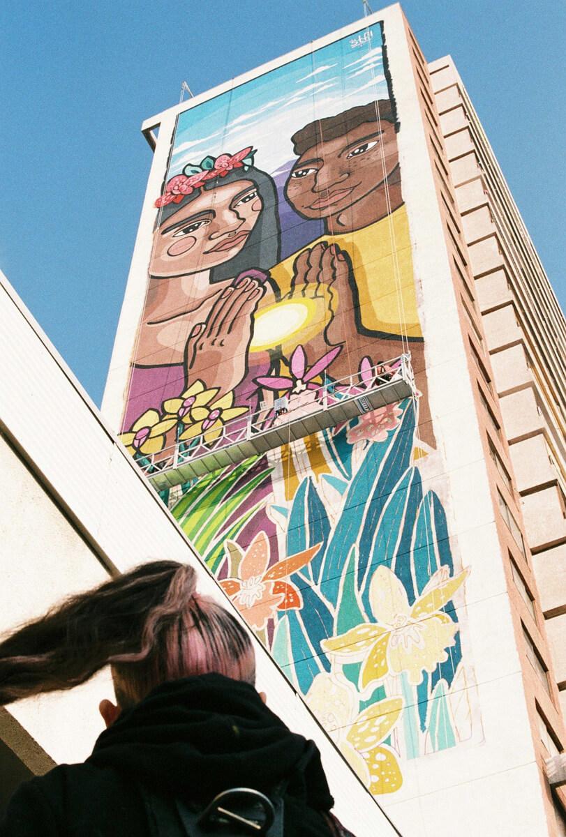 """Campaña """"Rompiendo las Barreras por la Igualdad de Género"""" de Converse. Fotografía: Paloma Fuentes Rosales"""