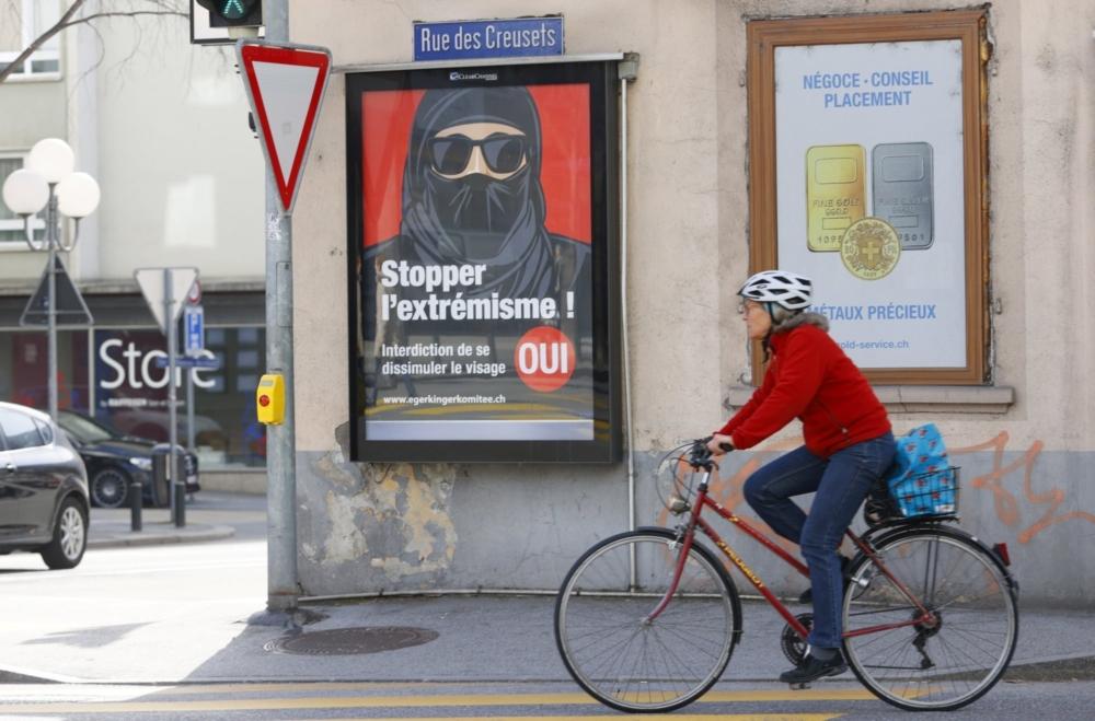 """Suiza votará sobre la prohibición del velo facial en un referéndum criticado por """"islamófobo"""""""