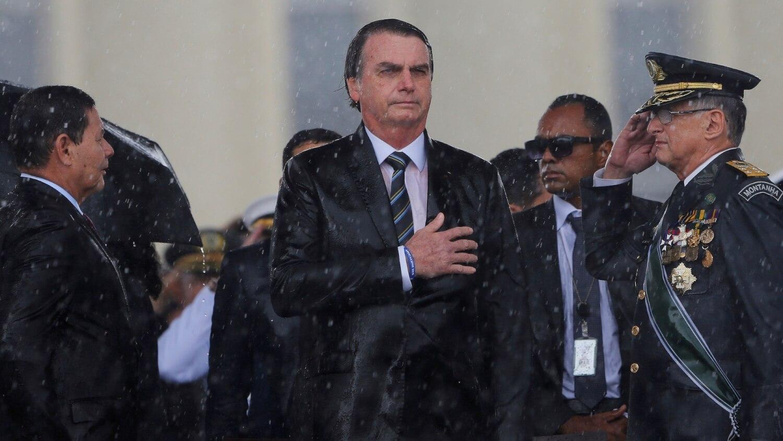 Brasil: Renuncia la cúpula militar ante los intentos de Bolsonaro de politizar a las Fuerzas Armadas