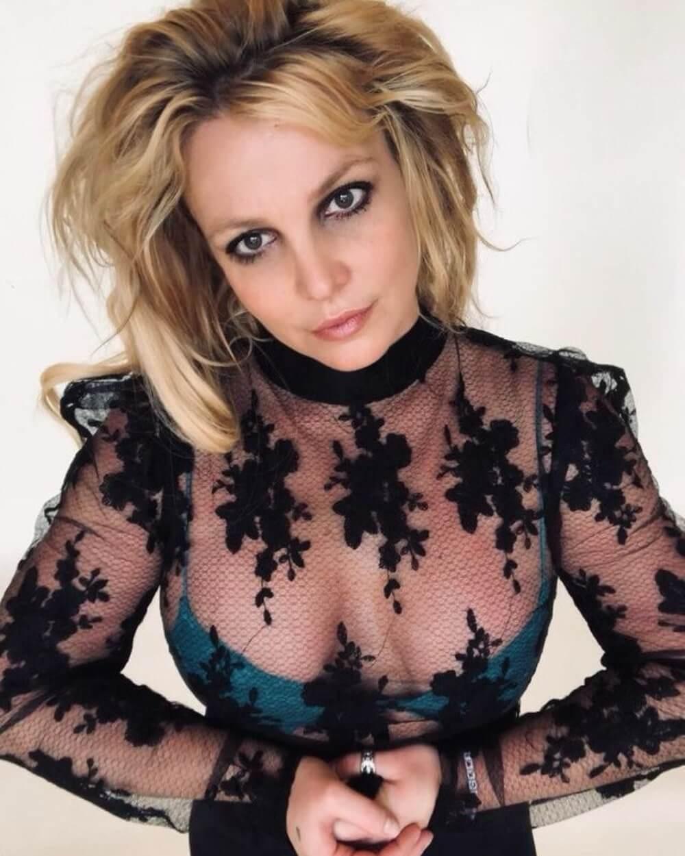 Britney Spears pide que su padre sea apartado de la gestión de sus asuntos personales
